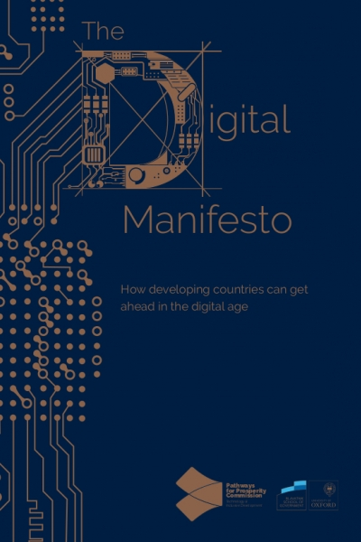 The Digital Manifesto cover